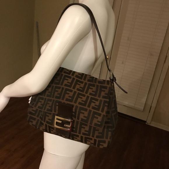 Fendi Handbags - Fendi Mama Zucca Bag 1376ef41366aa